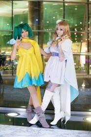 Ranka Lee from Macross Frontier worn by Mei Hoshi