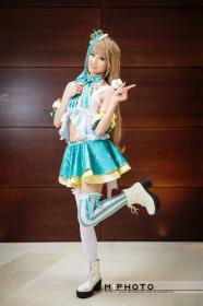 Kotori Minami from Love Live! worn by Mei Hoshi