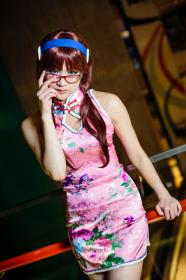 Mari Illustrious Makinami from Neon Genesis Evangelion worn by Mei Hoshi