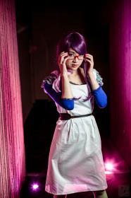 Rize Kamishiro from Tokyo Ghoul worn by Mei Hoshi