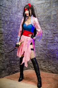 Mulan from Disney worn by Mei Hoshi