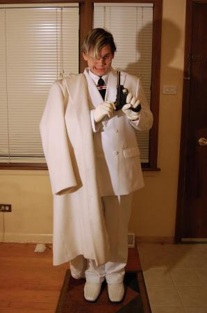 Sturmbannf�hrer (Major) from Hellsing
