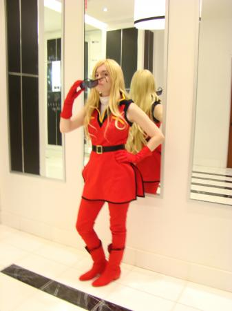 Char Aznable / Quattro Bajeena from Mobile Suit Zeta Gundam