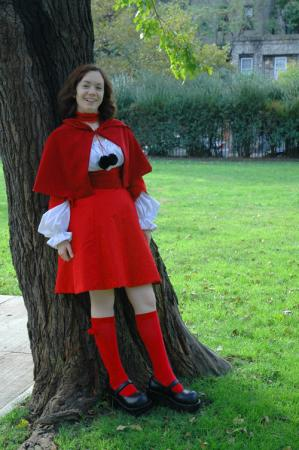 Little Red Riding Hood from Little Red Riding Hood worn by Typo