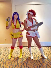 Yuri from Dirty Pair worn by Typo