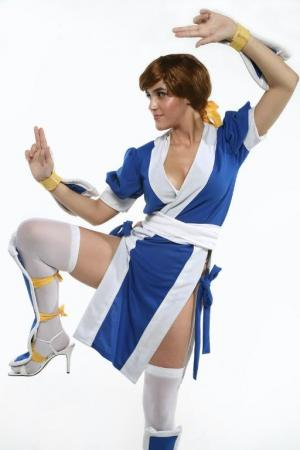 Kasumi from Dead or Alive 3