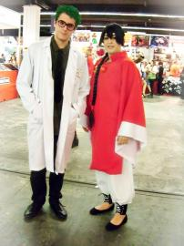 Fon from Katekyo Hitman Reborn! worn by Colo-chan