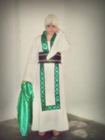 Jafar from Magi Labyrinth of Magic worn by Colo-chan