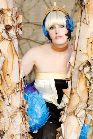 Gwendolyn from Odin Sphere worn by koi-ishly