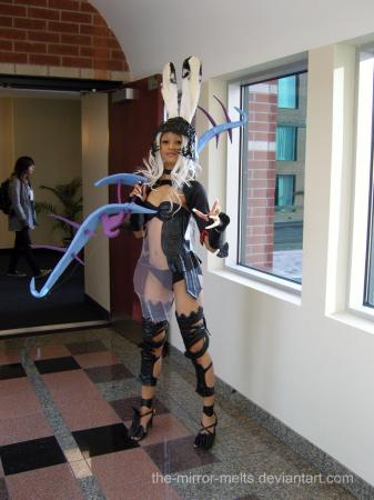 Fran from Final Fantasy XII worn by Melting Mirror
