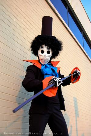 Brook from One Piece