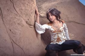 Elika from Prince of Persia  by Melting Mirror