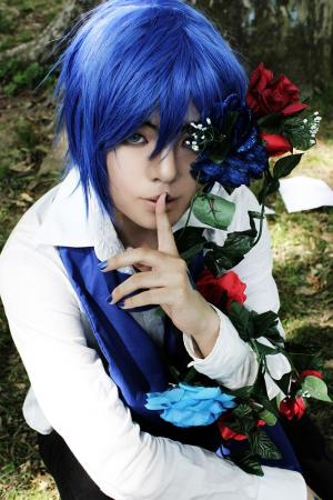 Kaito from Vocaloid worn by Dust Hill