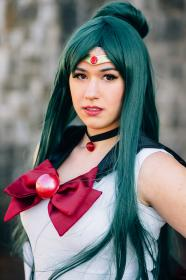 Sailor Pluto from Sailor Moon  by Captain Meg