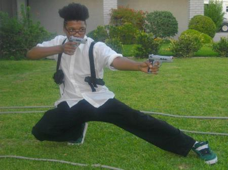 Kilik Lunge from Soul Eater