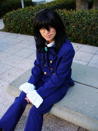 Reo from Pandora Hearts