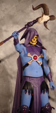 Skeletor from He-Man, Masters of the Universe