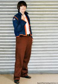 Mike Chilton from Motorcity worn by Micaiah
