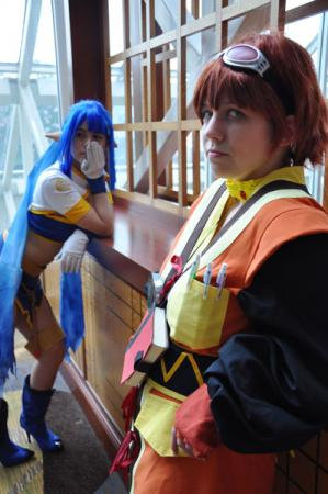 Rita from Tales of Vesperia worn by Rose of Battle