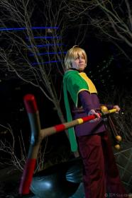 Ivan from Golden Sun by Rose of Battle