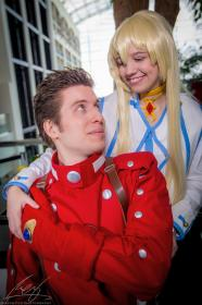 Colette Brunel from Tales of Symphonia worn by Rose of Battle