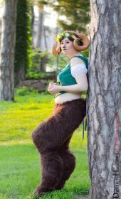 Faun from Original Design  by Kandell