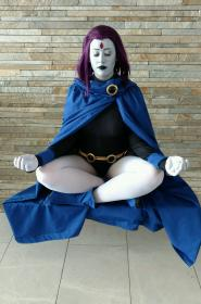 Raven from Teen Titans  by Kandell