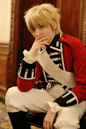 UK / England / Arthur Kirkland from Axis Powers Hetalia worn by Artie