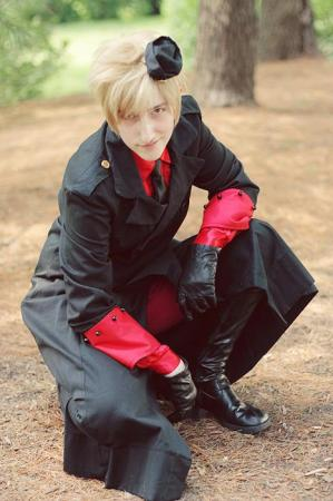 Denmark from Axis Powers Hetalia worn by Artie