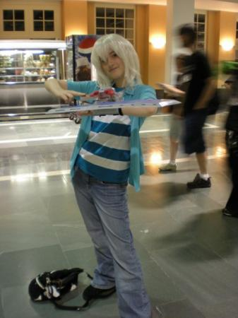 Ryo Bakura from Yu-Gi-Oh! Duel Monsters worn by Artie