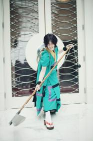 Kamatari Honjo from Rurouni Kenshin worn by Artie