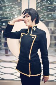 Lelouch Lamperouge from Code Geass worn by Artie