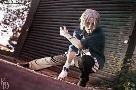 Hayato Gokudera from Katekyo Hitman Reborn! worn by Artie