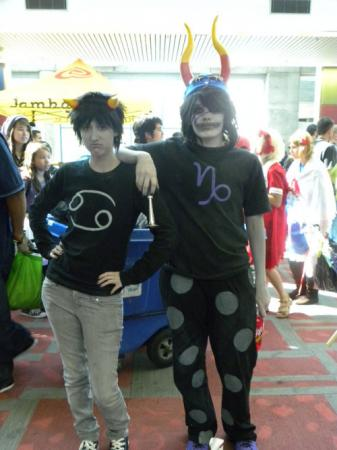 Karkat Vantas from MS Paint Adventures / Homestuck (Worn by Jonaé)