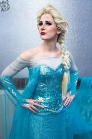 Elsa from Frozen by Dessi_desu