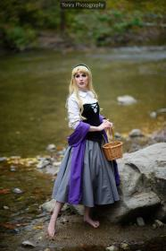 Briar Rose from Sleeping Beauty worn by Dessi_desu