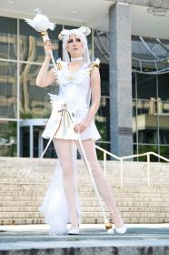 Sailor Cosmos from Sailor Moon Sailor Stars worn by Dessi_desu
