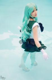 Sailor Neptune from Sailor Moon S worn by Dessi_desu