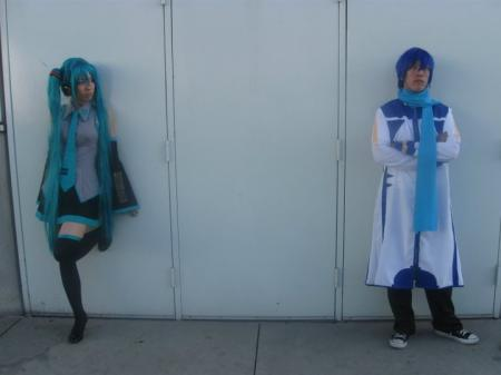 Kaito from Vocaloid (Worn by kesslersyndrome)