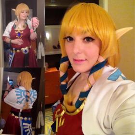 Zelda from Legend of Zelda: Skyward Sword
