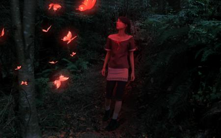 Mio Amakura from Fatal Frame II