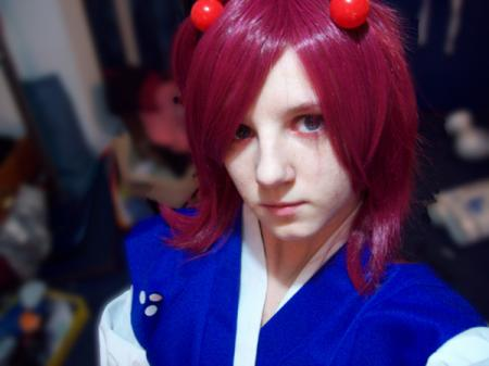 Komachi Onozuka from Touhou Project