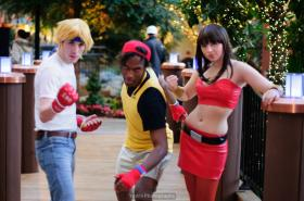 Blaze from Streets of Rage 2 worn by Fong