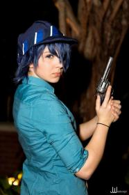 Naoto Shirogane from Persona 4 worn by Fong