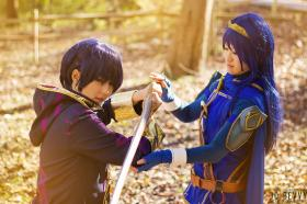 Lucina from Fire Emblem: Awakening by chibi_flora