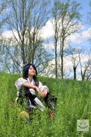 Hakuryuu Ren from Magi Labyrinth of Magic worn by chibi_flora