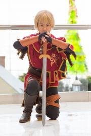 Stocke from Radiant Historia worn by chibi_flora