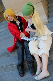 Edward Elric from FullMetal Alchemist: Brotherhood worn by Yocchi