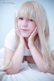 Chi / Chii / Elda from Chobits worn by SarahBoo