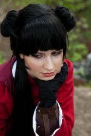 Mai from Avatar: The Last Airbender worn by Acey